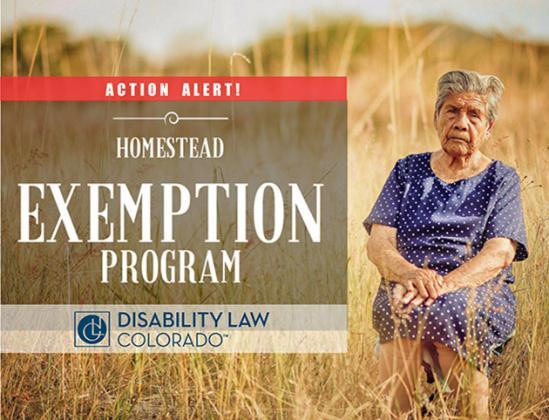 action alert! help protect CO's Homestead Exemption for Seniors