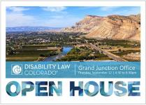 You're Invited! Grand Junction Office Open House Invitation